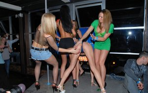 College Party Pictures