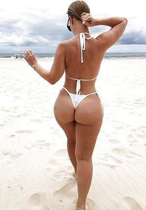 Ass on the Beach Pictures